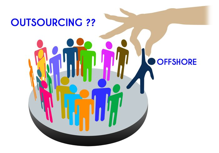 choosing offshore to outsource