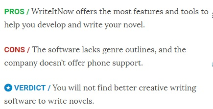 writeitnow reviews